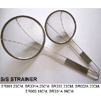 STAINLESS STEEL STRAINER SERIES